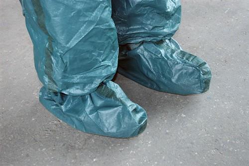 ae4c2cdf13c3 Ochranná kombinéza s návlekom na nohy Microchem OK4000N - L
