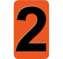 Samostatné číslo 2 (7 x 11,7 cm)