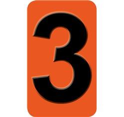 Samostatné číslo 3 (7 x 11,7 cm)