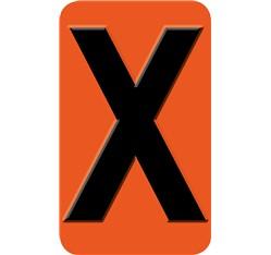 Samostatné číslo X (7 x 11,7 cm)