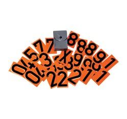24 čísiel + X na tabuľky TAB14A a TAB14K