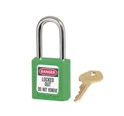 Bezpečnostný visiaci zámok - systém generálneho kľúča