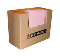 Chemická sorpčná rohož v kartóne - spevnená 50 ks