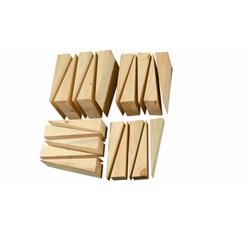 Súprava drevených tesniacich klinov (40 ks)