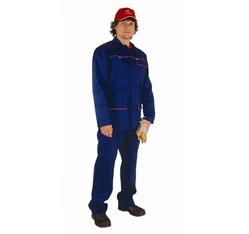 Ochranný odev s trvalou nehorľ. úpravou - 48