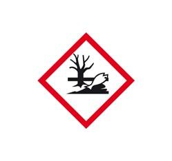 Látky nebezpečné pre životné prostredie 2x2 cm (10 ks)
