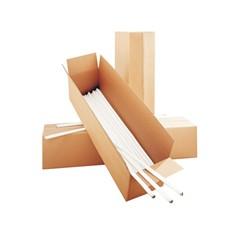 Kartónový box na žiarivky