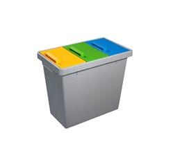 Kôš na triedenie odpadu OMEGA 40 l