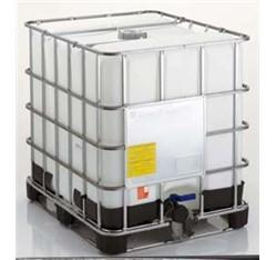 IBC kontajner 1 000 l, nová vnútorná nádoba, oceľ/plastová paleta s UN kódom