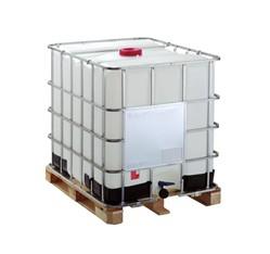 IBC kontajner 1000 l Economy, použitý, vypláchnutý, bez UN kódu, mix paliet