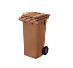 Nádoba na bioodpad, hnedá