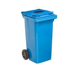 Nádoba na separovaný odpad – papier, 120 l