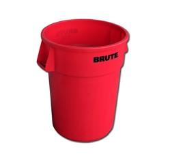 Nádoba Round Brute červená - 167 l
