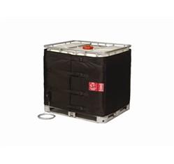 Termo obal na IBC kontejner - 2 ohřívací okruhy, rychlý a rovnoměrný ohřev
