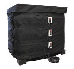 Ohrievač na IBC, 230V /  3 x 1000W  (4400 x 1000 mm)   0 – 90 °C
