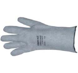 Tepelne odolná päťprstová nitrilová rukavica - veľkosť 10