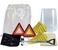 Havarijná súprava ADR kompletná, vo vaku EKONOMY, pre všetky vozidlá a všetky bezpečnostné značky