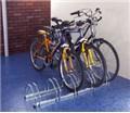 Stojan na 5 bicyklov