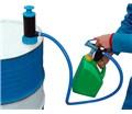 Plastové pneumatické čerpadlo na petrochemické kapaliny
