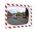 Dopravné zrkadlo hranaté ( 80 x 60 cm )